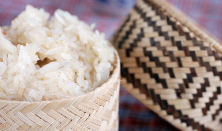 Sticky Rice, Lao Food