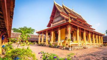 Wat Sisaket in Vientiane, Laos