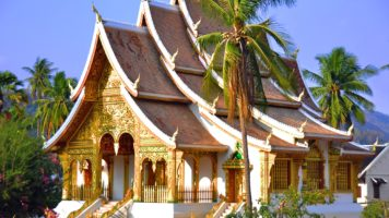 Luang Prabang Temples, Laos