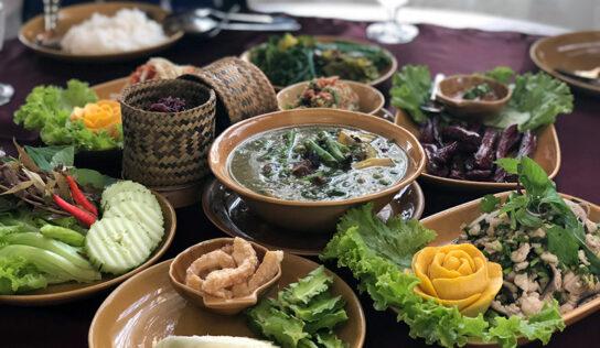 Introducing Lao Food