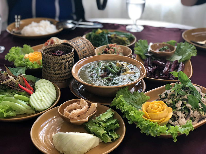 Lao Family Meals