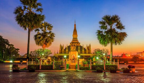 24 Hours in Vientiane