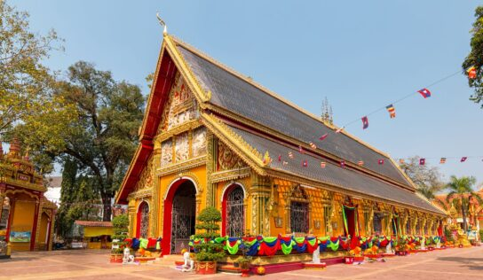 Another 24 Hours in Vientiane