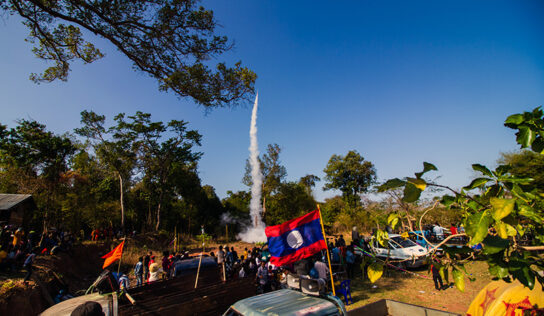 The Rocket Festival – A Personal Insight
