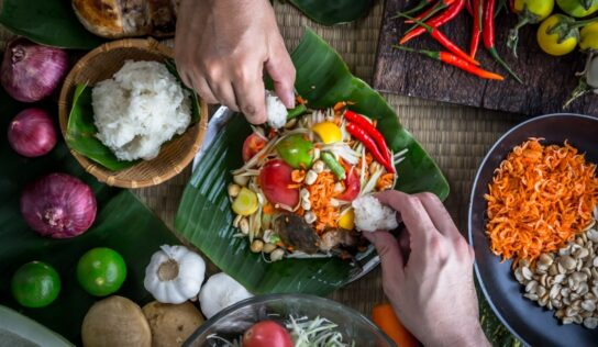 The Culture of Lao Food